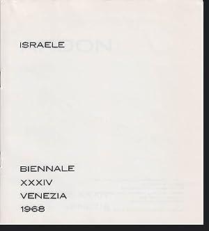 Mordecai] Ardon: Israele (XXXIV Biennale di Venezia): Ardon, Mordecai; Ronen, Avraham