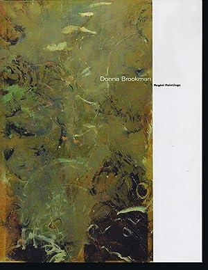 Donna Brookman: Ragini Paintings: Selz, Peter; Brunson, Jamie, Brookman, Donna