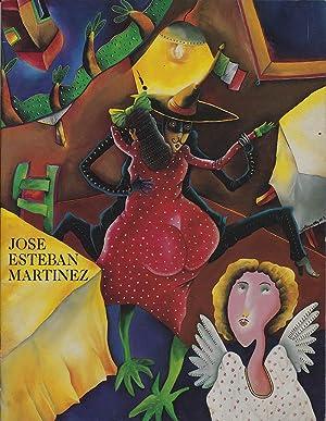 Jose Esteban Martinez: Paintings: Martinez, Jose Esteban; Perazi, Nilda