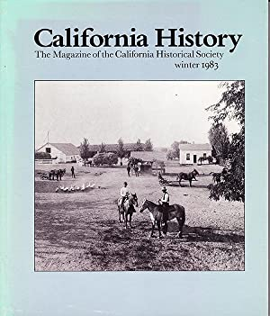 California History (Volume LXI, No. 4, Winter: California Historical Society