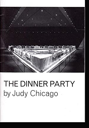 The Dinner Party by Judy Chicago (Pocket: Chicago, Judy