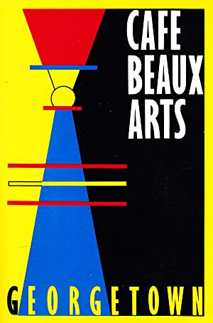 Cafe Beaux Arts, Georgetown, Washington DC Postcard