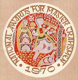 National Award for Master Craftsmen, 1970: All India Handicrafts