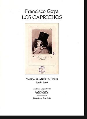 Francisco Goya Los Caprichos: National Museum Tour: Johnson, Robert Flynn