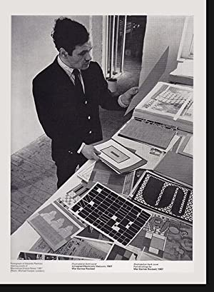 Eduardo Paolozzi: A Print Retrospective: Selz, Peter; Finch, Christopher; Paolozzi, Eduardo