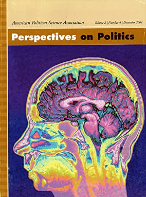 Perspectives on Politics (December 2004, Vol 2, No. 4)