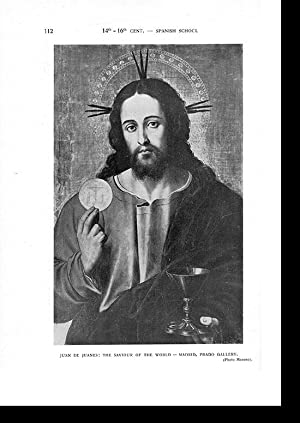 Christ's Likeness in History and Art: Meille, Giovanni E.