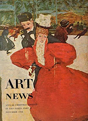 Art News Annual 28th (Vol. 57, No. 7, Nov 1958) (Annual Christmas edition in Two Parts, Part II): ...