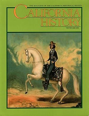 California History (Volume LXXIX, No. 4, Winter: California Historical Society