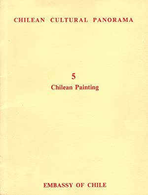Chilean Cultural Panorama: 5 Chilean Painting: Sotomayor, Enrique Solanich