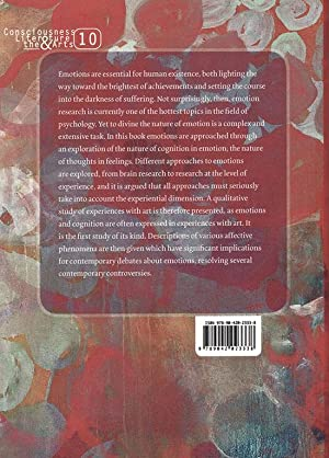 Cognition in Emotion: An Investigation Through Experiences with Art (Consciousness, Literature &amp...