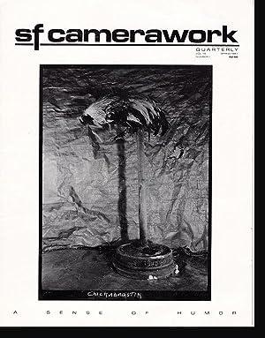 SF Camerawork Quarterly (Vol 14, No. 1,: SF Camerawork