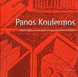 Panos Koulermos: 12 Case per Gli Dei: Copreni, Roberto; Nepote,