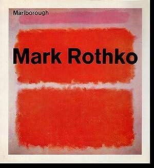 Mark Rothko (Marlborough, February-March 1964): Rothko, Mark