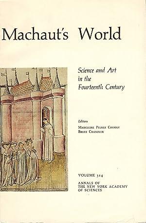 Machaut's World: Science and Art in the: Cosman, Madeleine Pelner;