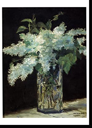 Manet: Last Flowers POSTCARDS