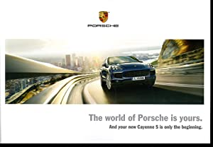 The World of Porsche: Cayenne S