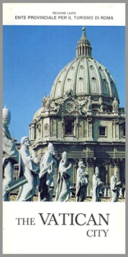 Vintage Brochure: The Vatican City