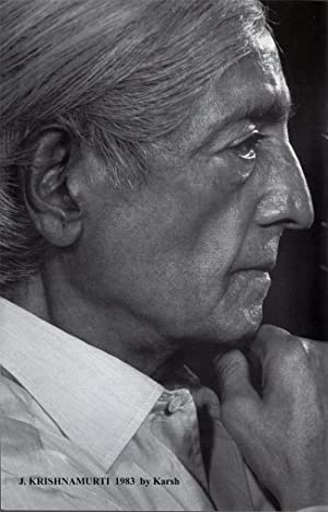 Unconditionally Free: An Introduction to the Life and Work of J. Krishnamurti (1895-1986)