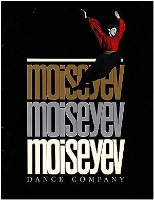 The Moiseyev Dance Company: State Academic Ensemble: Libman, Lillian
