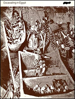 Excavating in Egypt (Volume XXXIII, Number 2,: Lilyquist, Christine and