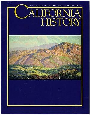 California History (Volume 82, No 1, 2004): California Historical Society