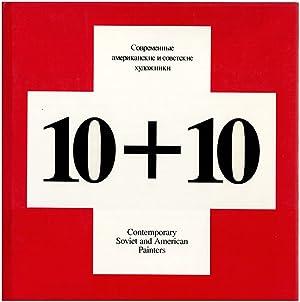 Ten Plus Ten: Contemporary Soviet and American: Price, Marla; Beal,