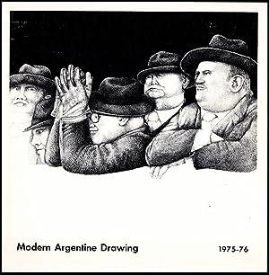 Modern Argentine Drawing: Slade, Roy