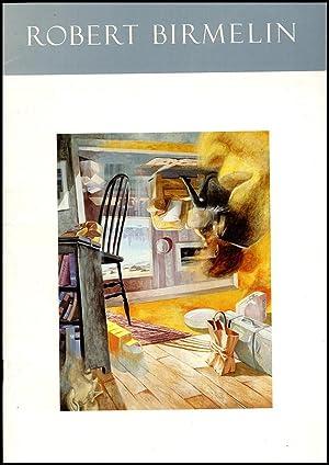 Robert Birmelin: Opening The Door (November 2-December: Yau, John; Birmelin,