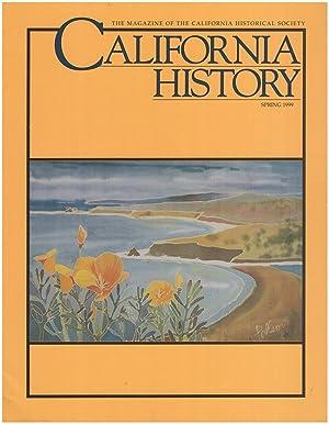 California History (Volume LXXVIII, No. 1, Spring: California Historical Society