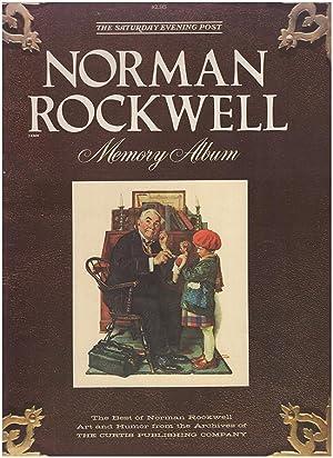 Norman Rockwell Memory Album: The Saturday Evening: Flythe, Starkey, Jr.