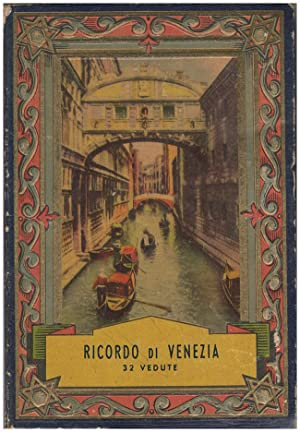Ricordo di Venezia, 32 Vedute (Memory of Venice, 32 Views) Series 284
