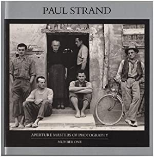 Paul Strand (Aperture Masters of Photography): Haworth-Booth, Mark and