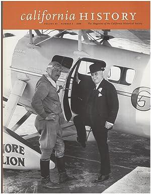 California History (Volume 83, No 3, 2006): California Historical Society