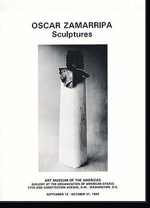 Oscar Zamarripa Sculptures (Gallery Guide): Rodriguez, Belgica