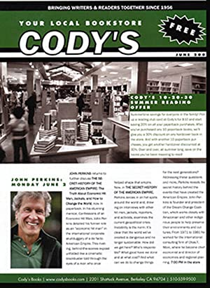 The Local Bookstore: Cody's (June 2008 Event Schedule Booklet)