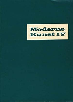 Moderne Kunst IV: Ketterer, R. N.