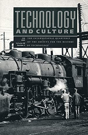 Technology and Culture (July 2003, Volume 44,: Society for the