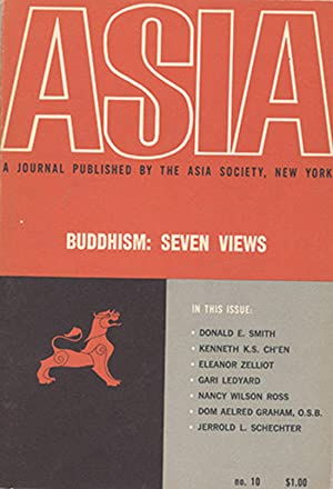 Asia: Buddhism: Seven Views (Vol 10, Winter 1968): Smith, Donald E. et al