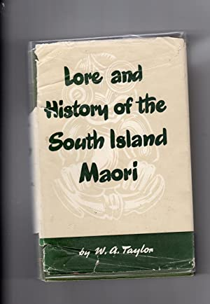 Lore and History of the South Island Maori