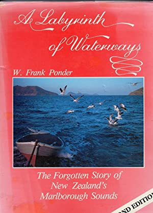 ponder w frank - a labyrinth of waterways - AbeBooks
