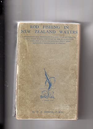 Rod Fishing in New Zealand Waters