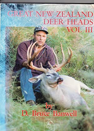 Great New Zealand Deer Heads Vol III