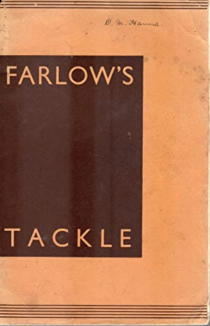 Farlow's Tackle 94th Edition