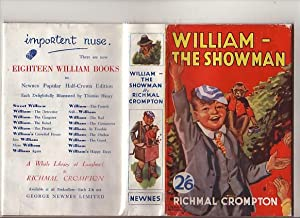 William the Showman: Richmal Crompton