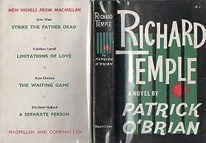 Richard Temple: Patrick O'brian