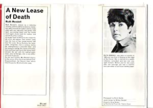 A New Lease of Death: Ruth Rendell