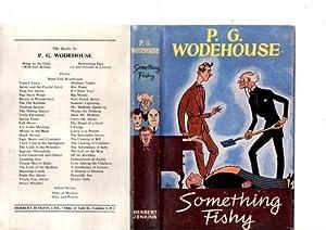 Something Fishy: P G Wodehouse