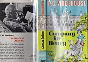 Company for Henry: P G Wodehouse