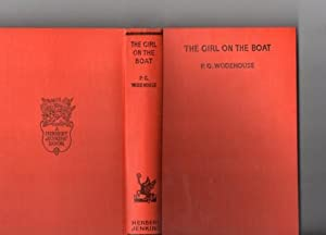 The Girl on the Boat: P G Wodehouse